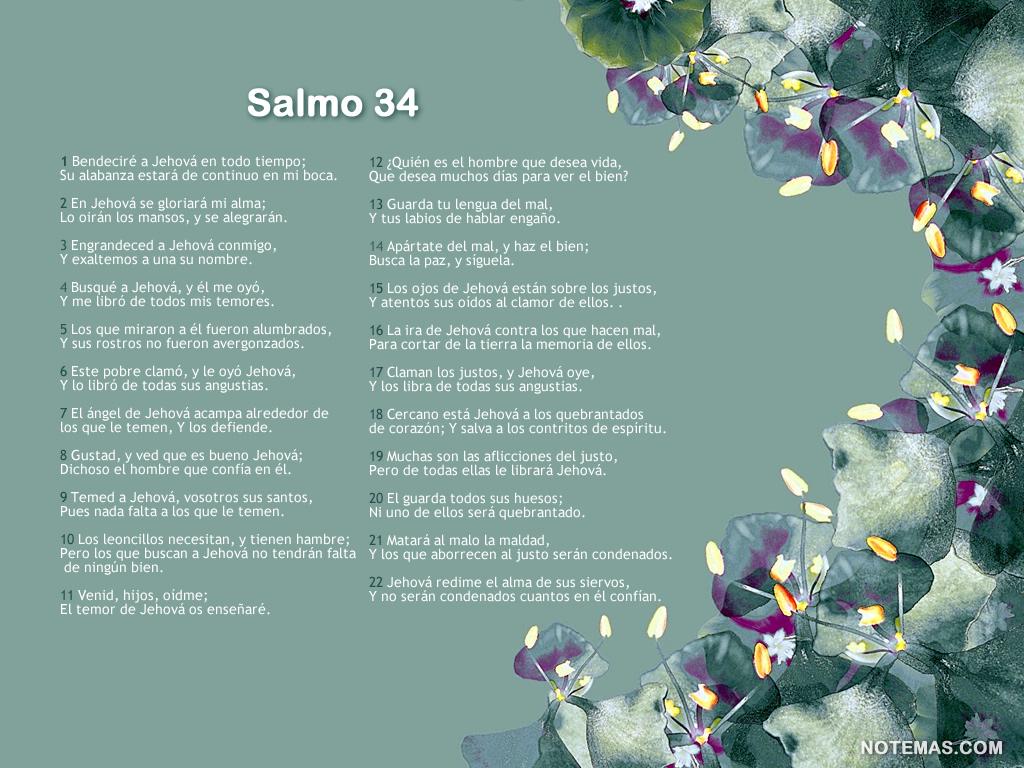 Salmo Matrimonio Biblia : Salmo zona cristiana